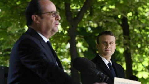 Старт эстафеты. Макрон может отнять у Олланда его главное «достижение»