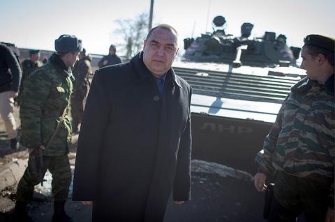 Прибытие Плотницкого в Москв…