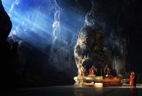 18 самых невероятных подземелий мира