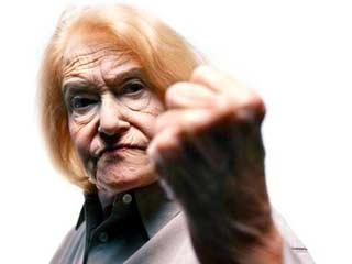 Почему пожилые люди такие злые?