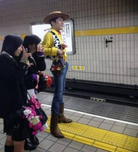 Тем временем в Японии… (30 фото)