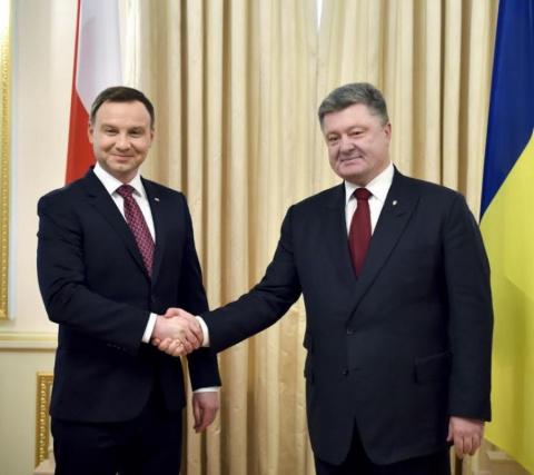 Президент Польши в Киеве. Варшаве нужна зависимая Украина