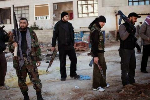 Хама: боевики признают поражение и просят о помощи