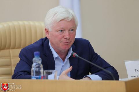 Бывший вице-премьер Крыма за…
