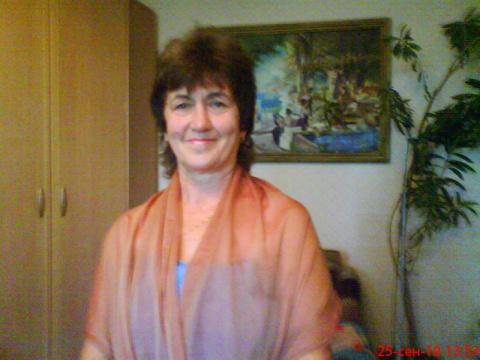 Людмила Коломоец (Уварова)