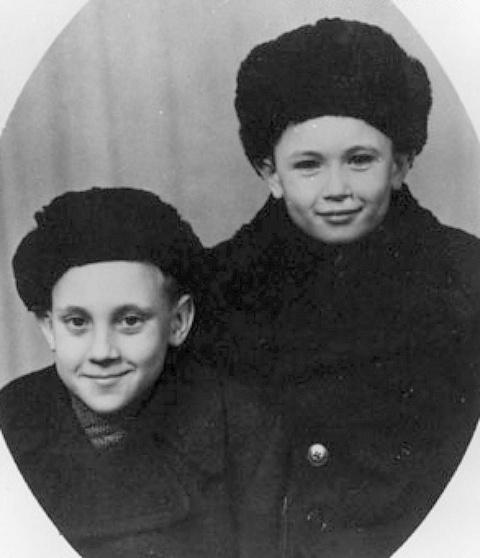 Детство В.Высоцкого в ГСВГ. (17)