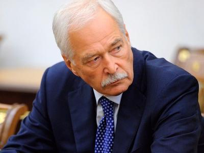 Грызлов сделал заявление по статусу Донбасса