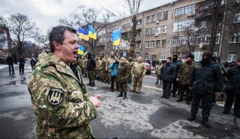 Новый виток хаоса на Украине…