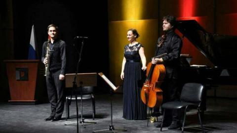 Российские музыканты сыграли произведения Чайковского в оперном театре Дамаска