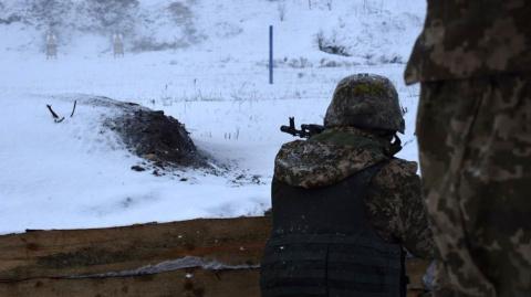ВСУ обстреляли автобус с мирными жителями на КПП под Еленовкой, погиб человек