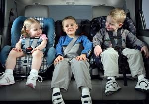 Детям больше не нужны автокресла