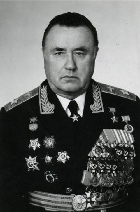 Последний маршал СССР, получ…