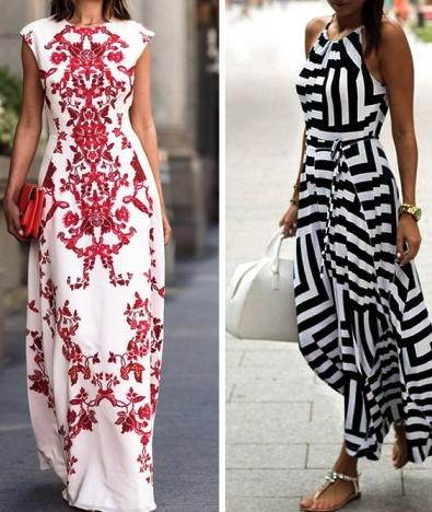 7 идей для платьев в пол, которые выглядят соблазнительнее, чем мини