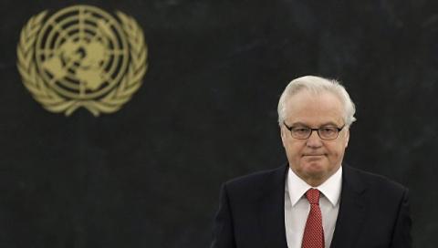 Постпред Украины при ООН Ельченко прокомментировал смерть Чуркина