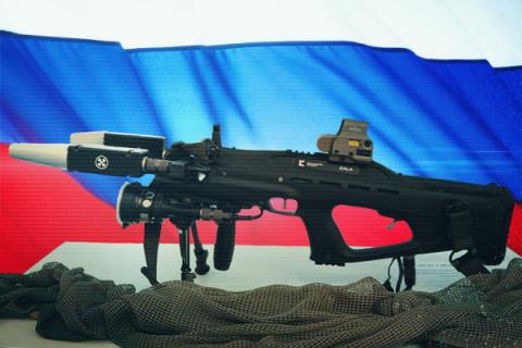 Российская REX-1: «Калашнико…