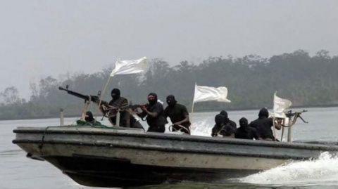 Пираты в Нигерии захватили с…