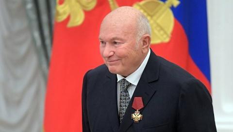 Путин реабилитировал Лужкова…