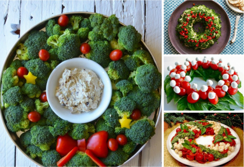 Как оригинально украсить новогодние закуски! Самые вкусные салаты с грибами