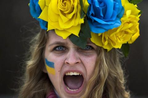 Украинцы взбесились от слов …