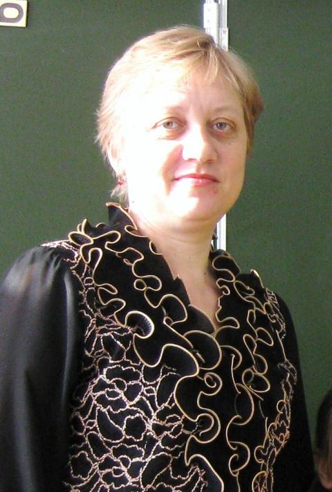 Ольга Владимировна Мирскова