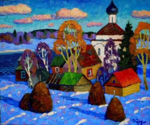 18 работ российского художни…