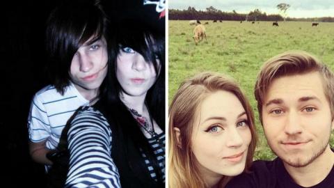 До и после: повзрослевшие эмо