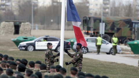 BFM: ради Эстонии французы в…