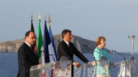 Агония Евросоюза: Брюссель и…
