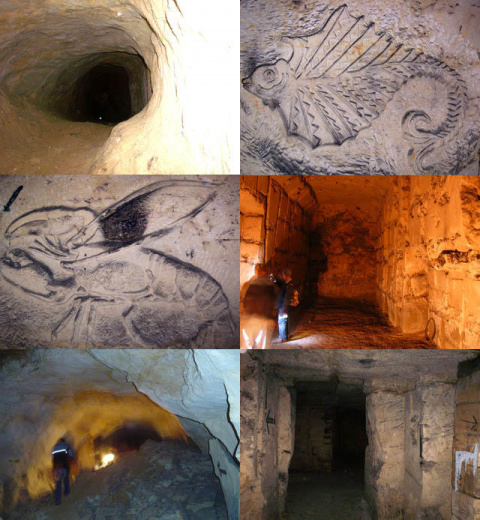 Подземные города и бункеры. Жизнь под землей.