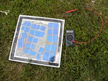 Солнечная батарея своими рук…