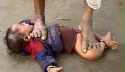 Геноцид мусульман буддистами…