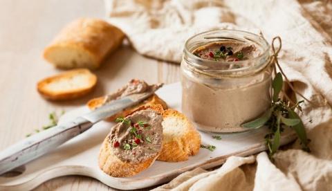 Вкусное похудение: рецепты необычных паштетов, которые можно приготовить самому