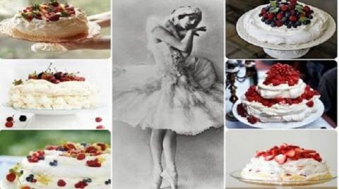 Очень вкусный торт «Павлова»