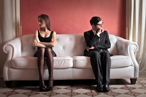 Девушка упрекнула своего парня в том, что его не интересует ее внутренний мир