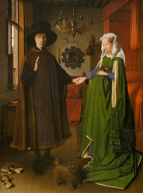 Загадочное зазеркалье: тайные послания, зашифрованные в зеркалах картин