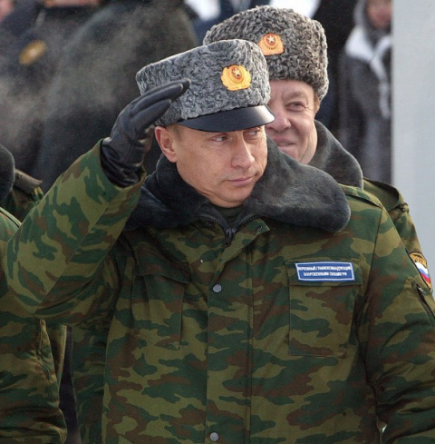 Путин хочет победить, но не …