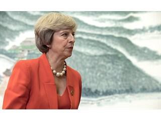 Первое столкновение Терезы Мэй и Евросоюза