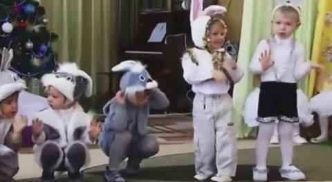 Мальчики-зайчики покорили Се…