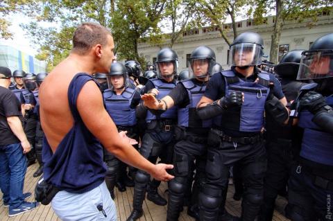 Человек, лишенный Майдана, -…