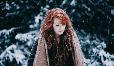 Якутия мистическая: Рыжая красавица