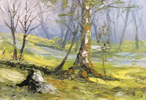 Люблю природы тишину И горький аромат полыни... Зоран Zivotic