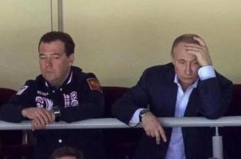 Дмитрий Медведев похоронил к…