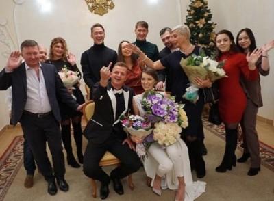 Дмитрий Тарасов женился на А…