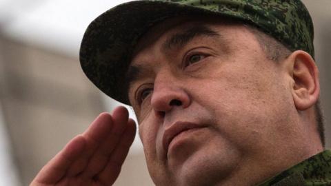 Глава Минздрава ЛНР рассказа…