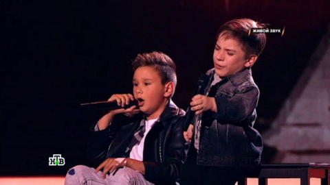Этот дуэт рвёт душу на части! Виталий Толочкин и Даниил Плужников спели песню «Я свободен»