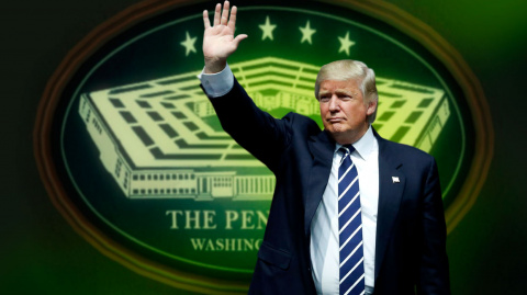 Аллилуйя!: Трамп исключил Россию из списка главных угроз США.  Озарение года?
