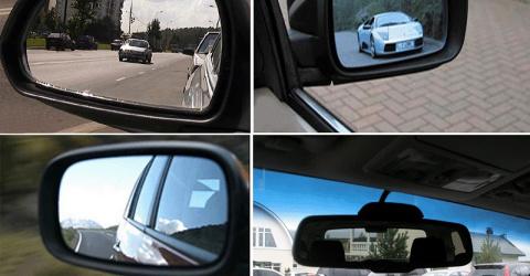 Как отрегулировать зеркала с…