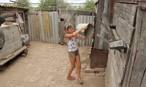 Девочка из Саратовской облас…