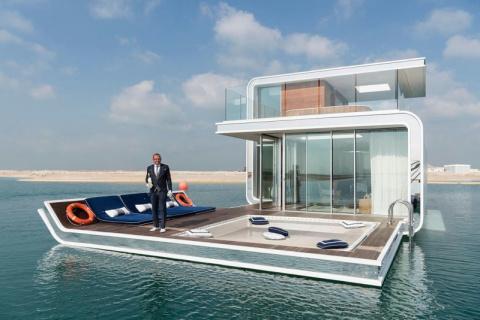 Роскошная жизнь богачей Дубая