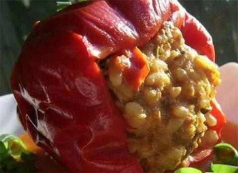 5 вариантов фаршированного перца